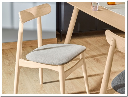 Оптимальный вариант для обивки кухонного стула