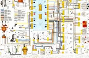 Как научиться читать электрические схемы автомобиля