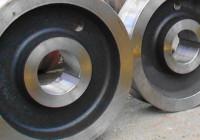 Крановые колеса К1Р и К2Р — характеристики и сфера применения