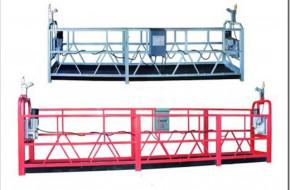 Люлька строительная ZLP — описание и характеристики