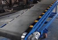 Из чего состоит ленточный конвейер?