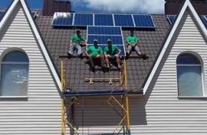 Как устроена домашняя солнечная электростанция и особенности монтажа