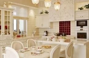 """Белые кухни в интерьере: все """"за"""" и """"против"""""""