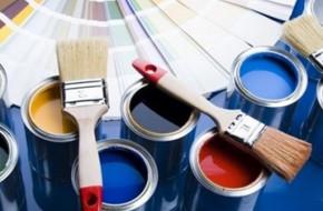 Виды и сфера применения промышленных красок