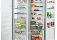 Side by side холодильник — что это и как выбрать