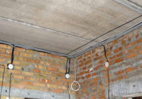 Как провести электропроводку в частном доме?