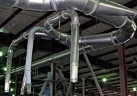 Как делать монтаж промышленной вентиляции?