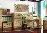 Детская мебель в пиратском стиле