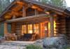 Описание и характеристики домов из сруба