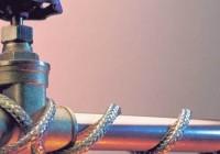 Как подключить греющий кабель?