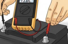 Как проверить работоспособность автомобильного аккумулятора