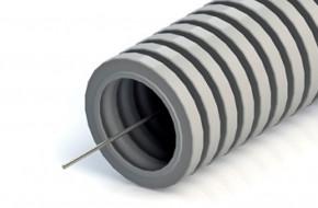 Применение гофрированной трубы при электромонтаже
