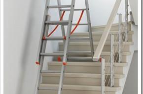 Виды алюминиевых лестниц