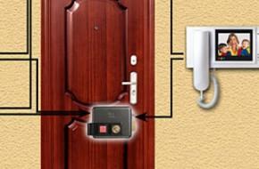 Как подключить электромеханический замок