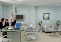 Как оформить офисное помещение