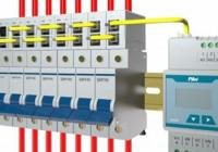 SPM20 — Многоканальная система учета параметров электроэнергии