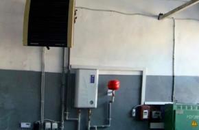 Как сделать расчет воздушного отопления с помощью тепловентиляторов