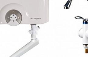 Проточный водонагреватель: как выбрать и правильно эксплуатировать