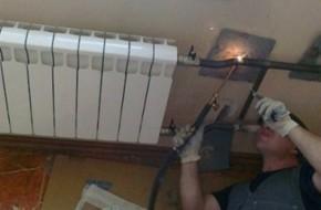 Как поменять радиатор отопления в квартире?