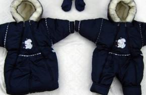 Как выбрать зимний комбинезон-трансформер для новорожденных?