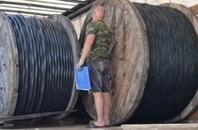 Технические характеристики кабеля асбл
