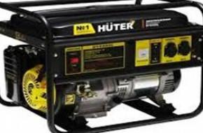 Бензиновый генератор HUTER DY6500LX: описание и характеристики