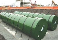 Виды и применение стальных горизонтальных резервуаров и емкостей
