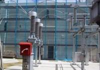 Использование строительных лесов при электромонтажных работах