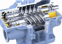 Что такое винтовой компрессор и для чего он нужен