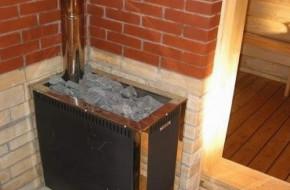 Характеристики дровяных печей для сауны и особенности монтажа