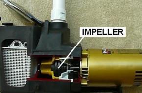 Импеллерный насос — что это такое и как работает