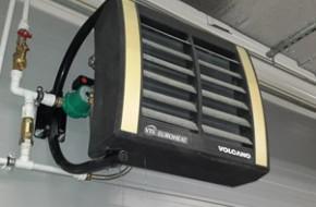 Как работают тепловентиляторы Вулкан