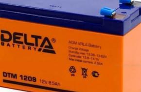Аккумулятор Delta DTM 1209 – характеристики и сфера применения