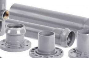 Трубы напорные НПВХ и фитинги клеевое соединение