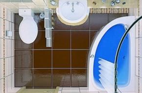 Как узаконить перепланировку ванной и туалета