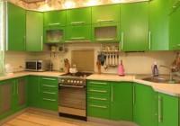 Как поставить мебель на кухне?