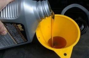 Какое масло заливать в мотор-редуктор?