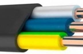Кабель ВВГнг LS — технические характеристики и сфера применения