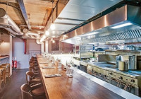 Технология монтажа систем вентиляции в кафе и ресторанах