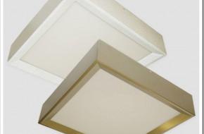 Какие бывают светодиодные светильники потолочные?