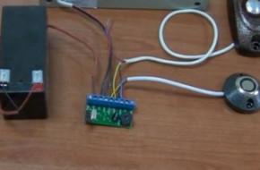 Как выбрать электромагнитный замок и подключить к домофону