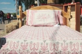 Царская кровать из соломы — что это