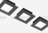 Светодиодные светильники Грильято Домино 100х100 — виды и советы по выбору