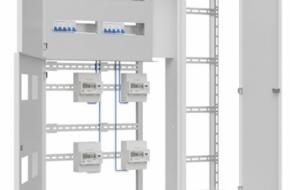 Щит этажный на 4 квартиры ЩЭ-4 — характеристики и как установить