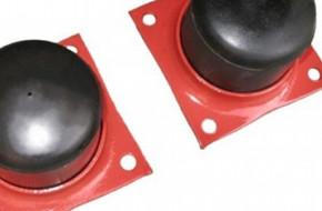 Буферы резиновые БР — разновидности и где применяются