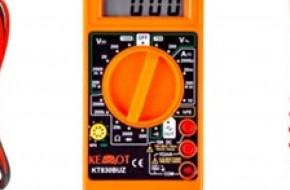 Какой мультиметр выбрать для ремонта электронных устройств?