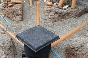 Что такое ливневая канализация и как делают ее монтаж