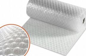 Пузырьковая пленка — надежная упаковка на все случаи