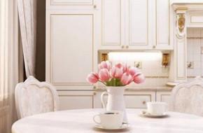 Особенности кухонь в классическом стиле