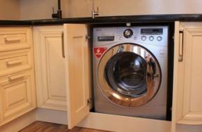 Как выбрать встраиваемую стиральную машину и чем она отличается от обычной